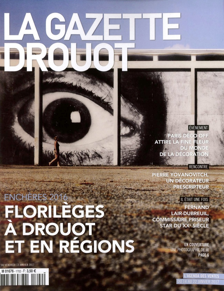 Design Architecture Management - 201701 GAZETTE DROUOT
