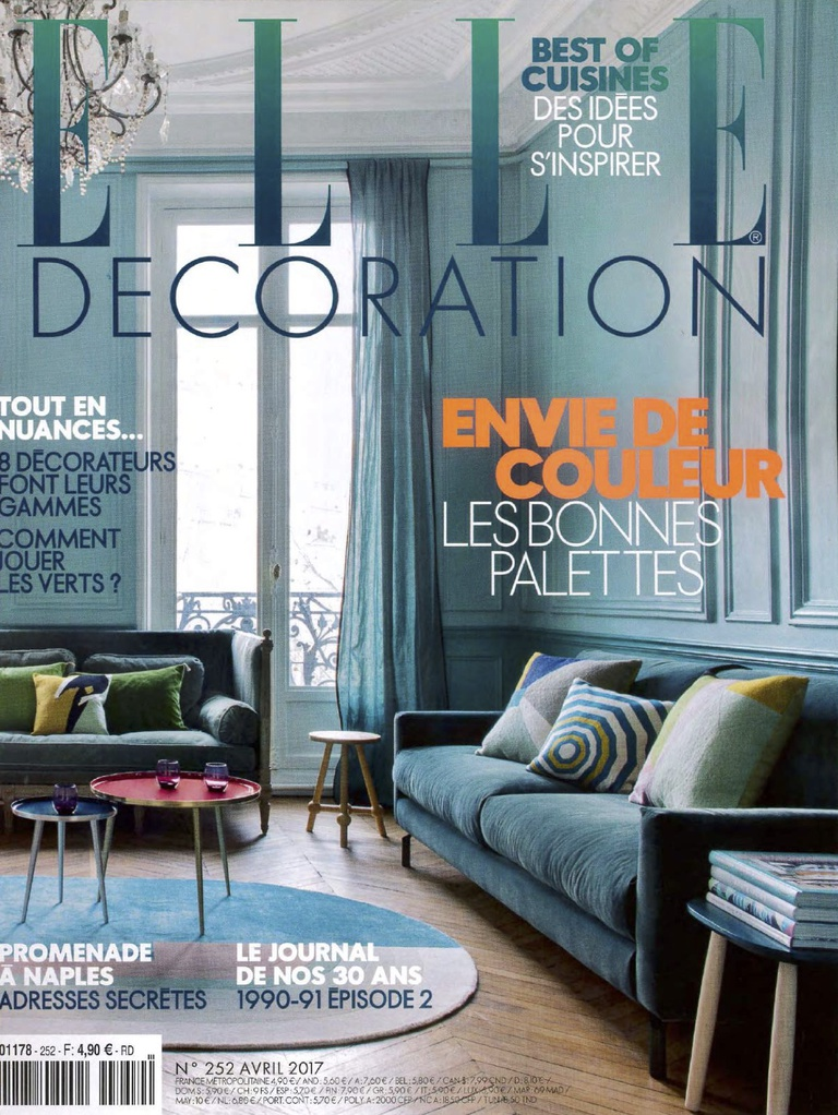 Design Architecture Management - 20170303 ELLE DECORATION