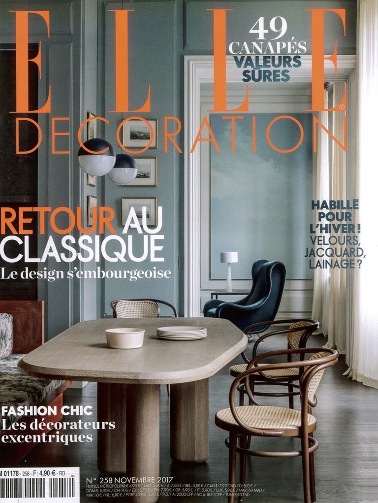 Design Architecture Management - 20171020 ELLE DECORATION