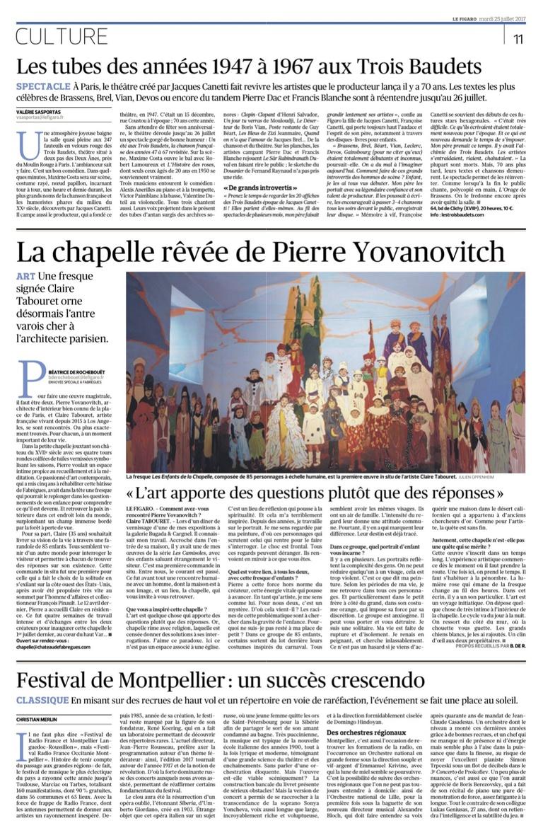 Design Architecture Management - 20170725LE FIGARO